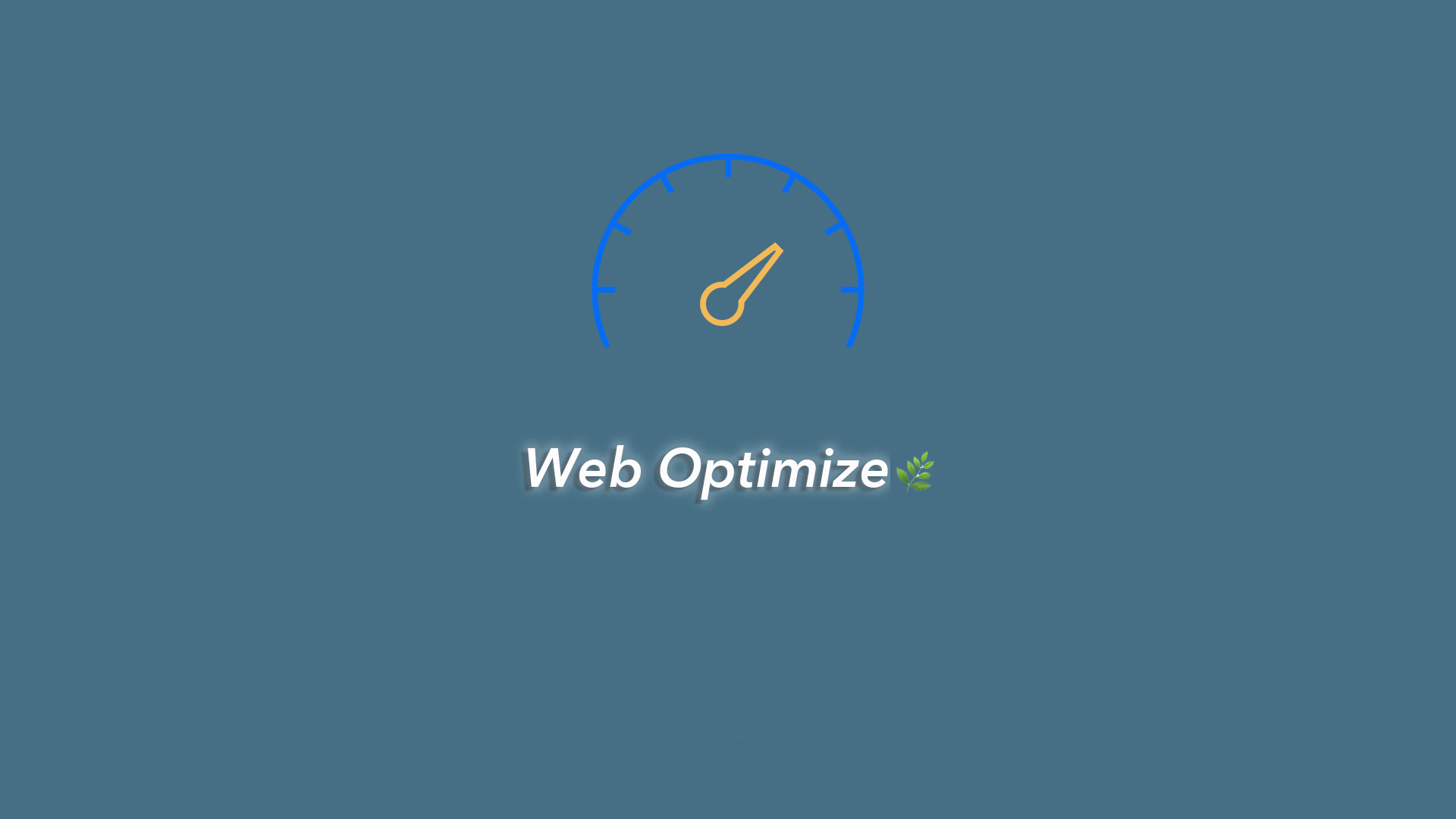 web optimize